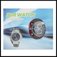 Cheap NEW 2014 Waterproof 4GB Spy Watch DVR Video Recorder-Pinhole Hidden Mini Camera Camcorder High Quality Guaranteed