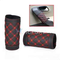 Wholesale New car interior door handle protective cover sleeve case CA01933