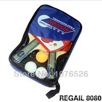 Wholesale Butterfly Table Tennis Racket Rubber Yasaka Hinoki Arbalest Ping Pong Paddle Racket Palio Volante Tennis Bag