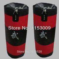 Wholesale 70cm Fitness Training Unfilled Boxing Punching Bag Kick MMA Fight Sand bag Sandbag Empty