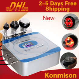 New 3 in 1 Ultrasonic RF Cavitation Slimming Machine For Beauty Salon Use