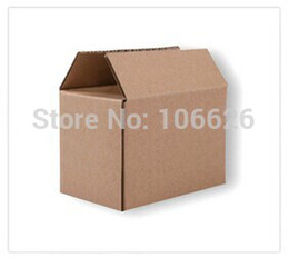 Wholesale A12 L W H cm layers AA corrugated board packing shipping mailing courier express postage box cartons