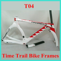 Wholesale 2014 Pro Team Pinarello Cheap Time Trail Bike Frames Full carbon Fiber bike frame Triathlon Bike frames Carbon Frame Track Bike Frames