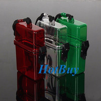 Wholesale Plastic Case Outdoor Swimming Waterproof Box Key Money Bill Container
