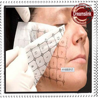 beauty grid - Grid Printed Paper for Thermage RF Functional Beauty Machine Anti wrinkle high frequency CPT Skin wrinkles Dage paper