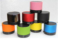 Wholesale New mini S10 Bluetooth Speaker Bluetooth Audio Wireless Player Player Support TF Card Portable Bluetooth Audio Call Answering