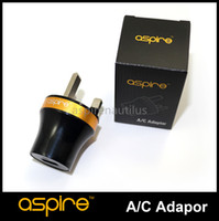 Wholesale Cheap Electronics Uk - 100% Original E Cigarette Wall Adaptor Aspire UK USB Charger Wall Charger USB Charger For Electronic Cigarette, Cheap Aspire UK Plug Sale