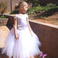 black and white flower girl dresses - Black and White Flower Girl Dress For Girls Toddler Pageant Dresses For Little Girls Floor Length Flower Girls Tutu Dress Ball Gown Lace Up