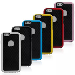 Wholesale for iPhone Defender Case Hybrid Shock Proof Rugged Armor Cases Cover for iPhone Air inch cellphone Cell Phone Case DHL EMS Free
