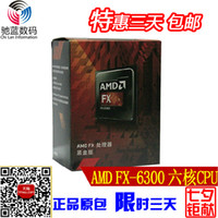 Wholesale AMD FX six core CPU AM3 original package shipping boxed clocked at G W