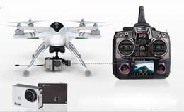 Promotion gps quadcopter fpv Mise à niveau WALKERA QR X350 Pro GPS Drone 6CH Brushless UFO DEVO F7 FPV Devo Devo 7 RC 10 quadcopter pour GoPro BNF RTF