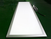 Cheap Free shipping 60W, 1200*300mm Led Ceiling Light Warm White White Led down Light, AC85-265V Led Square Panel Light