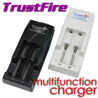 NEW arrivel Trustfire chargeur TR- 001 chargé rechargeable multi-fonctionnel pour les mods 18650 10440 14500 16430 10430 18500 de la batterie li -ion