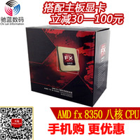 Wholesale AMD fx eight core CPU AM3 hammers Chinese original package boxed G W