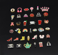 Cheap Floating charms Best 1000PCS floating charms