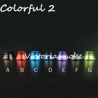 Wholesale 20114 Newest Colorful Clearomizer Base Atomizer Stand Metal Holder for Clearomizer Atomizer
