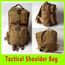 201409 New Free Shipping Teenagers Fashion Design Convenient Tactical waterproof Shoulder backpack outdoor sports backpacks A287X