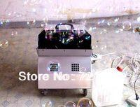 Cheap Free shipping Wedding supplies big bubble machine party bubble machine bubble blower 110V-240V