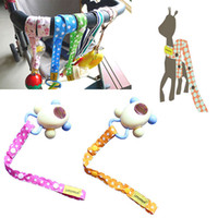 baby pram - Baby stroller accessories New kids quinny stroller accessories toys band string Baby Pram Pushchair Hanger Hanging baby products