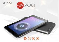 Wholesale Original Ainol AX1 G quot Tablet PC MTK8389 Quad Core GHz Bluetooth GPS HDMI OTG Dual SIM WCMDA Dual Camera Mp Mp Phone Call Tablet
