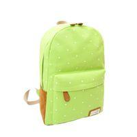 Wholesale S5Q Fashion Women s Canvas Backpack Travel School Satchel Shoulder Bag Rucksack AAADUH