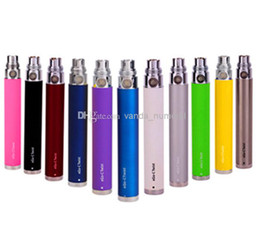 eGo-C Twist Battery ego variable voltage battery 650mah 900mah 1100mah for ego electronic cigarette kit e Cigarette Kits