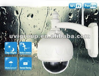 Wholesale DHL wireless ptz waterproof motion detection x optional day night plug play COOL CAM Outdoor IP CAMERA