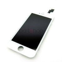Cheap For iPhone 5S LCD + Touch Screen Digitizer Full Assembly Replacement