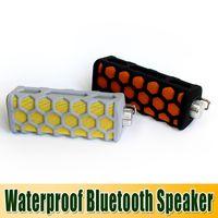 Wholesale 2014 Popular Wireless Bluetooth Stereo Speaker Outdoor Sports Waterproof Dustproof Anti Scratch Shockproof Speakers DHL Free churchill