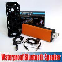 Wholesale New Arrival Outdoor Sports Wireless Bluetooth Stereo Speaker Waterproof Dustproof Anti Scratch Shockproof Speakers Top Quality churchill