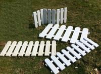Wholesale plastic fence christmas tree fence flower pot fence cm cm Pieces