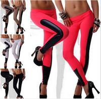 Cheap Polyester women leggings Best Mid Fashion sport leggings