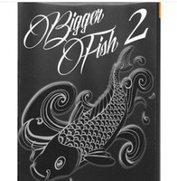 paypal free shipping - Peter Turner Bigger Fish no gimmicks magic trick fast delivery paypal accept
