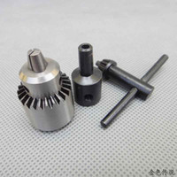 Wholesale JT0 diy drill drill chuck MM handmade alloy drill drill drill Motor