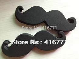 Wholesale Party Necessary Paper Straws Decoration Black Mustache Unique Products For Retail With Lower Cost Price
