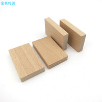 Wholesale DIY handmade wood planks small wood wooden