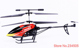 Wholesale 25 cm High Quality Channel Electric Remote Control RC Helicopter Ar drone Drone Toys Gifts For Kids Baby vs quad copter