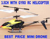 Cheap 20cm Big Sale 3.5 Channel W Gyro Electric Remote Control RC Helicopters Ar.drone Drone Toys Gifts For Kids Baby ( vs quadcopter)