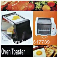 Wholesale Household Multi function L MINI Electric Oven Toaster breakfast machine bake polymer clay