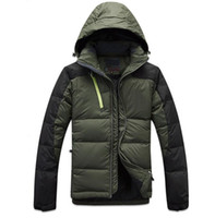 Wholesale Selling Best Sale Brand winter men down jacket fashion warm duck down jacket for men colors