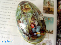 egg container - Easter eggs Easter bunny miyo style beautiful egg shape miyo easter gift container