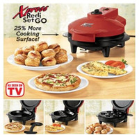 Wholesale Xpress redi set go triple barbecue pizza machine multifunction machine toaster pancake machine