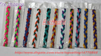 Wholesale hot selling Braided Headband Under Non Slip Armour Style Sweaty Head Sports Thick Hair Bands