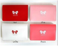Cheap Wholesale-Stylenanda Cute business card case holder women wallets cards wallet cards holder box