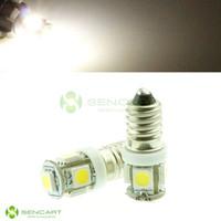 automotive spotlights - E10 V W lm K SMD LED white Automotive Lighting