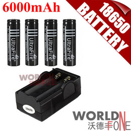 Wholesale x Battery mAh V Li ion Lithium Rechargeable Battery Black Battery Charger WF BC35