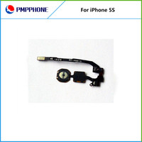 Wholesale Home Button flex cable Replacment part Iphone5S Original Brand New keyboard OK Function flex cable For iPhone S