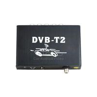 Cheap GPS Car DVB-T DVB-T2 (MPEG-4) Digital TV Freeview Box External Digital TV Receiver with Free Aerial Latest Model & Top Quality