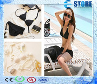 Wholesale New Top Quality Sexy Ladies Monokini Swimwear Swimsuit Push UP Boho Bikini Set J