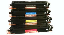 Wholesale Compatible Color Toner cartridge HP CE A A A A for HP CP1025 Pro M175nw LBP7010C C CRG329